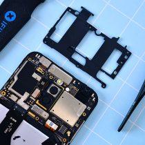remove plastic support