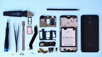 Photo of Meizu 6T Teardown