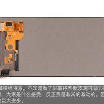 screen module