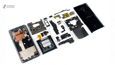 Photo of HTC U12+ Teardown