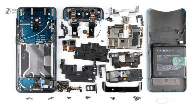 Photo of OPPO Find X Teardown