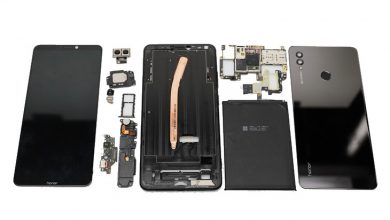 Photo of Honor Note 10 Teardown