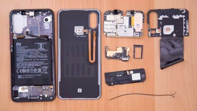 Photo of Xiaomi Mi 8 Teardown