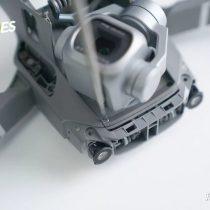 remove the camera and visual sensors