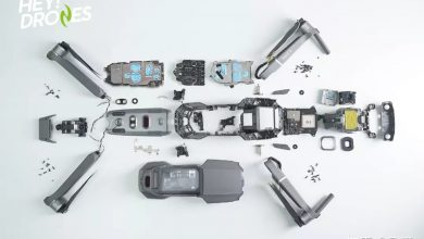 Photo of DJI Mavic 2 Pro Teardown