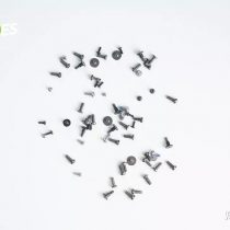 all the screws