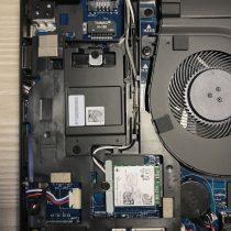 Remove SSD heatsink