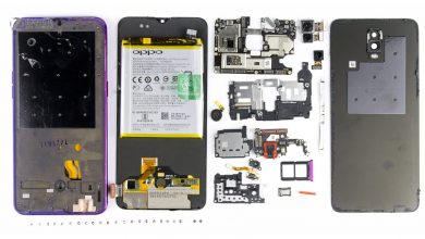 Photo of OPPO R17 Teardown