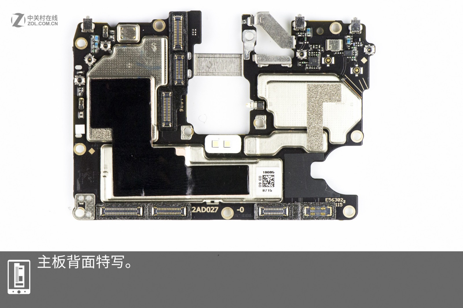Oppo R17 Teardown Infrared Proximity Sensor Circuit Motherboard And