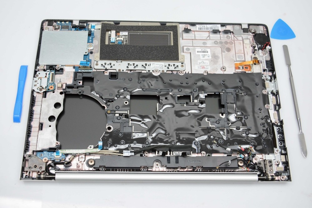 HP Elitebook 745 G5 Disassembly and RAM, SSD upgrade options