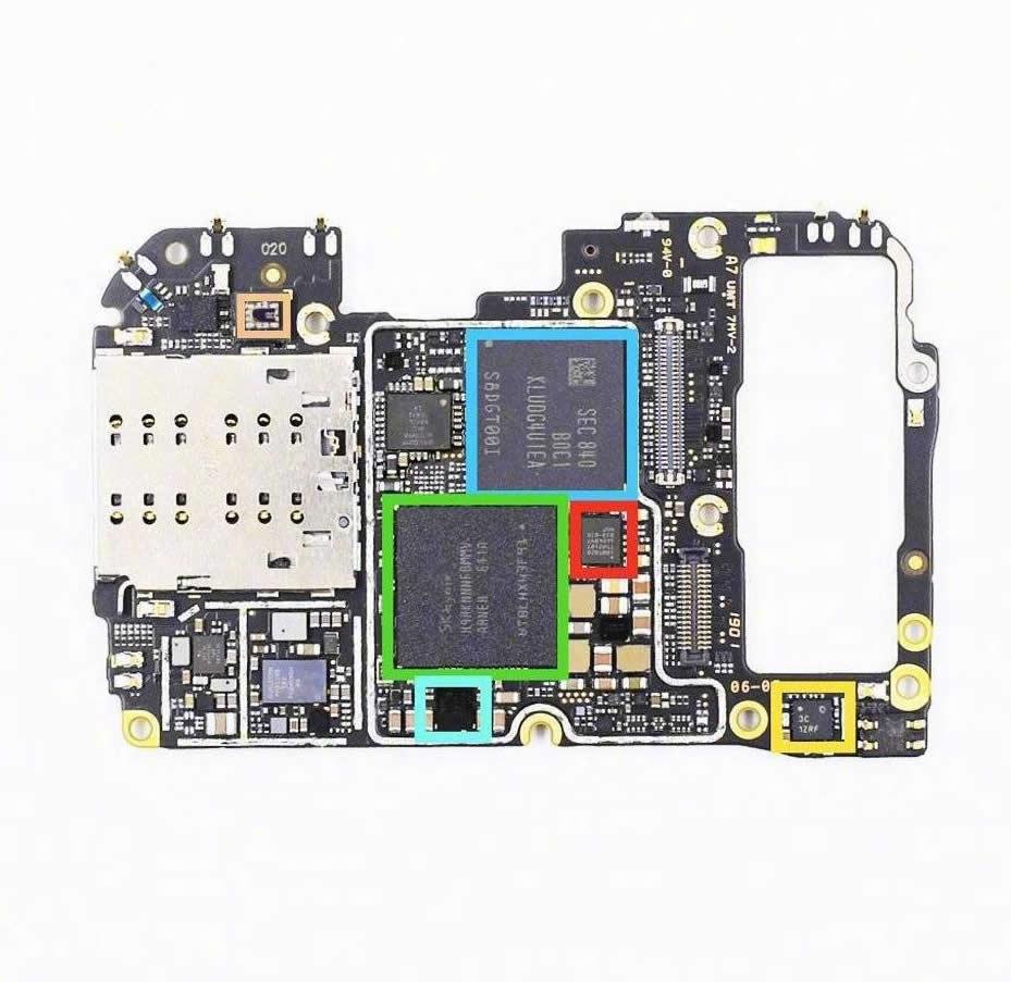 Xiaomi Mi 9 Teardown - MyFixGuide.com