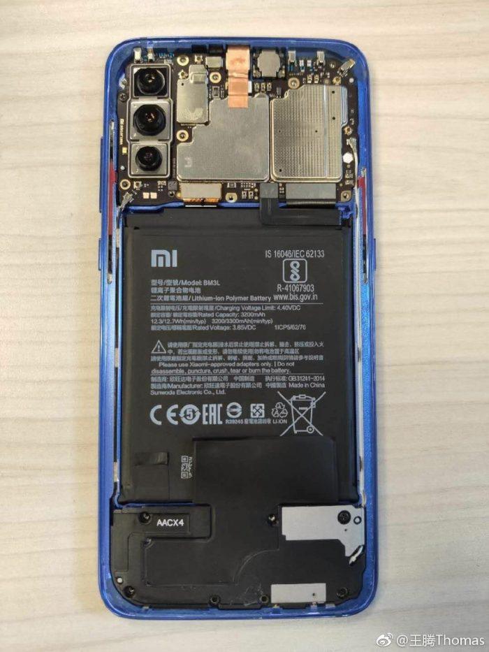 Xiaomi 9 battery