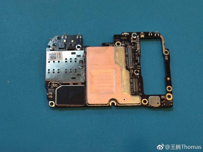 Xiaomi 9 motherboard