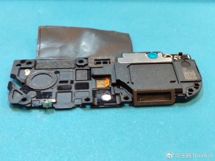 Xiaomi 9 speaker