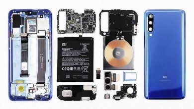 Xiaomi 9 teardown