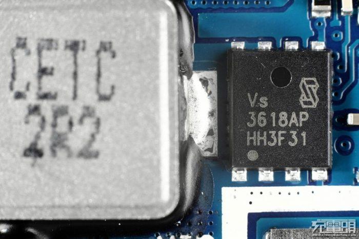 Vanguard's VS 3618AP switch