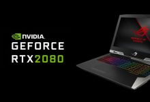 laptop with rtx 2080