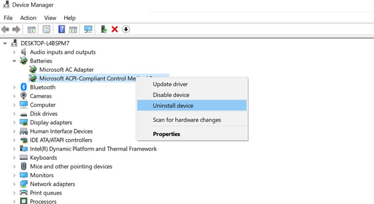How To Fix Laptop Battery Plugged In Not Charging in Windows 10