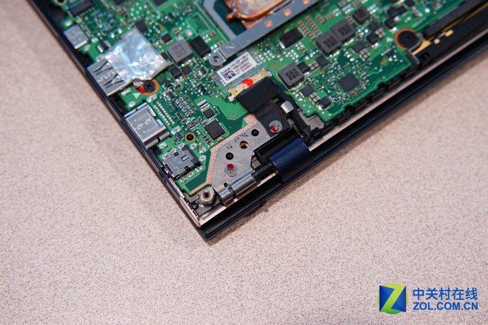LCD hinge