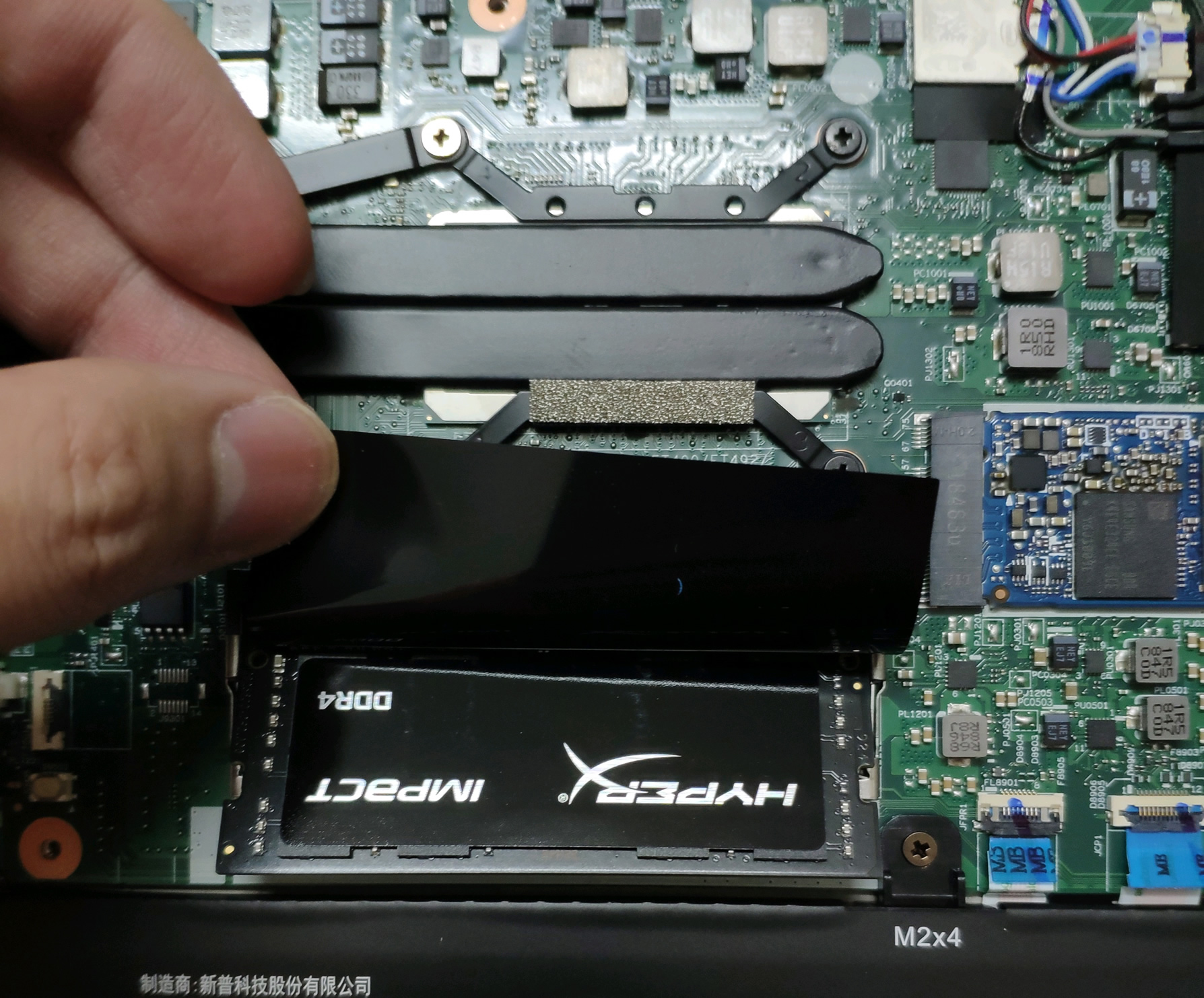 Lenovo ThinkPad T490 Disassembly (RAM, M 2 SSD upgrade options