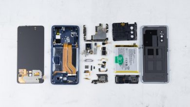 Photo of Vivo X27 Teardown
