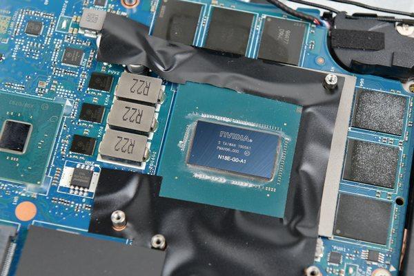 NVIDIA GeForce GTX 1660Ti Max-Q