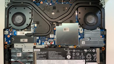 Photo of Lenovo Legion 5 Disassembly (RAM, M.2 SSD, HDD upgrade options)