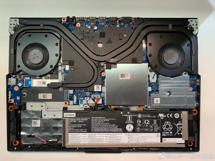 Lenovo Legion 5 Internal picture