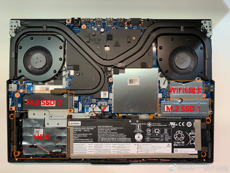 Lenovo Legion 5 Disassembly Ram M 2 Ssd Hdd Upgrade Options Myfixguide Com