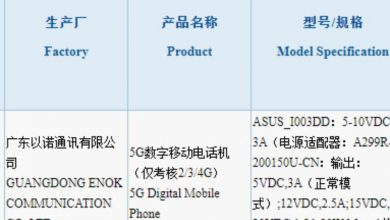 Photo of ASUS ROG Phone 3 Got Its 3C Certification: 30W Fast Charging