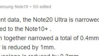 Photo of Samsung Galaxy Note20 Ultra To Feature A Steep Surface, Narrow Bezel, Forehead, And Chin Than Note10+