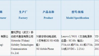 Photo of Lenovo Legion Gaming Smartphone Got 3C Certification