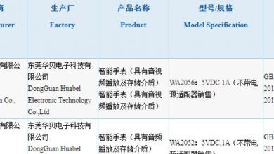 Photo of Vivo's Upcoming Two Smartwatch Got Its 3C Certification