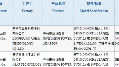 Photo of Huawei Mate 40 Series Charger Got 3C Certification: Max Support 66W Fast Charging