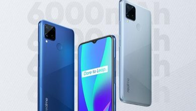 Realme C15 Official Poster