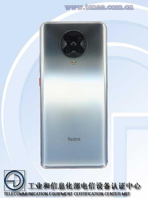 Redmi K30 Ultra back