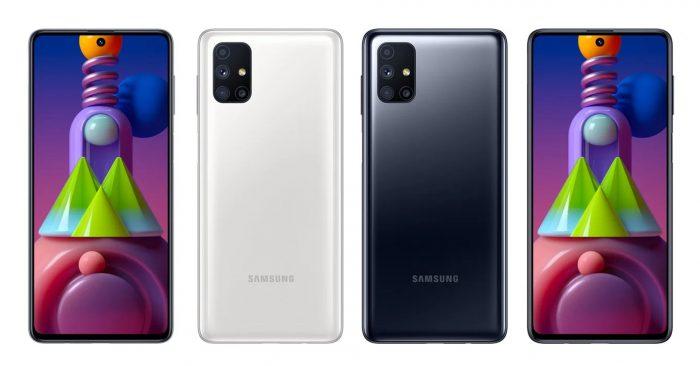 Galaxy M51 Renders