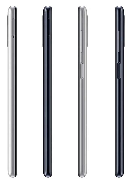 Galaxy M51 Side Renders