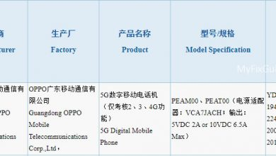 Photo of Possible Oppo Reno5 and Reno5 Pro Spotted On 3C Certification With 65W Fast Charging