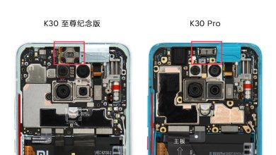 Photo of Redmi K30 Ultra Official Disassembly Comparison With Redmi K30 Pro