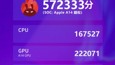 Photo of iPhone 12 Pro Max With A14 Get 572333 Points on Antutu, Still Using 60Hz Screen