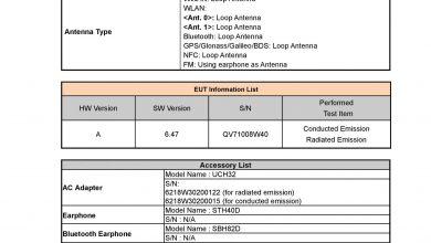 Xperia 5 FCC Certification