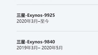 Photo of Samsung's New Exynos 9925 And Exynos 9855 Chipset Are In Development