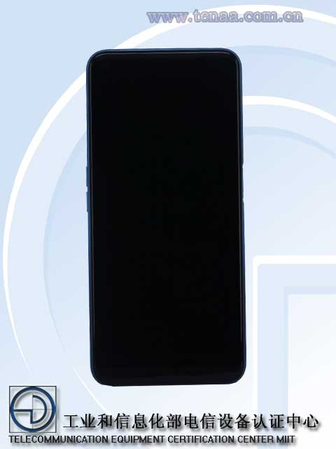 Oppo PERM00 Front