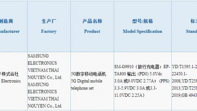 Photo of Samsung Galaxy S21 Got 3C Certification: With 25W Fast Charging