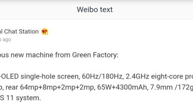Oppo Mysterious Device Specs