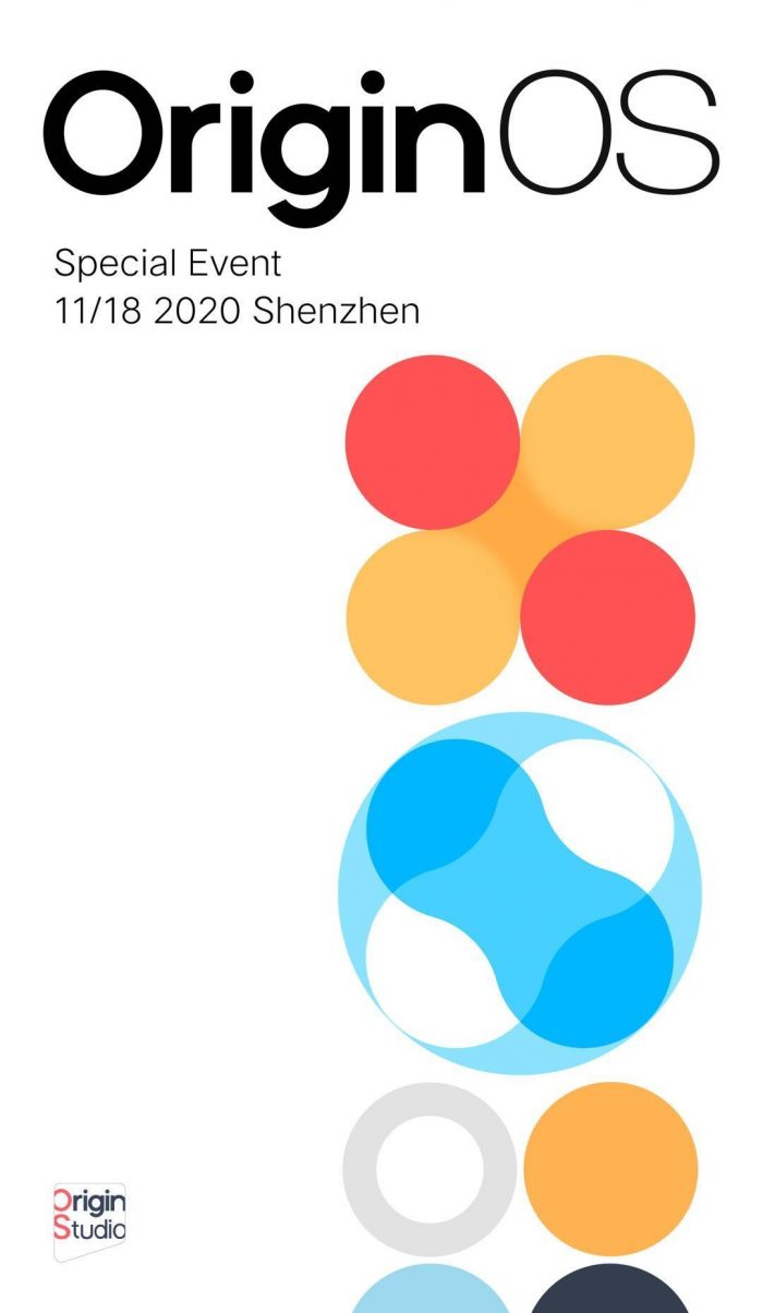 Origin OS Launch Poster