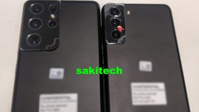 Photo of Galaxy S21+ And S21 Ultra Live Images Leaked: Old Camera Specs With New Design