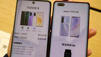 Photo of Huawei Nova 8 Series Live Images Revealed: Key Specifications Also Revealed