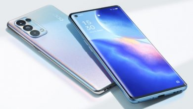 Photo of OPPO Reno5 official renderings announced, start accepting pre-orders